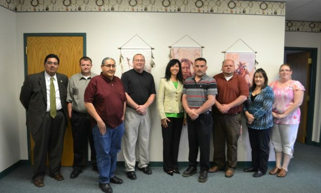 NCIA Attends Inter-Tribal Meeting in Kansas
