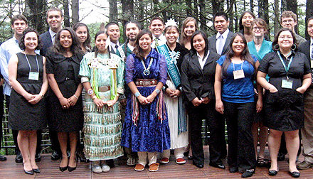 LEAD Summer Business Institute for Native high school juniors