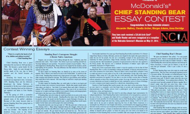 mcdonalds essay contest