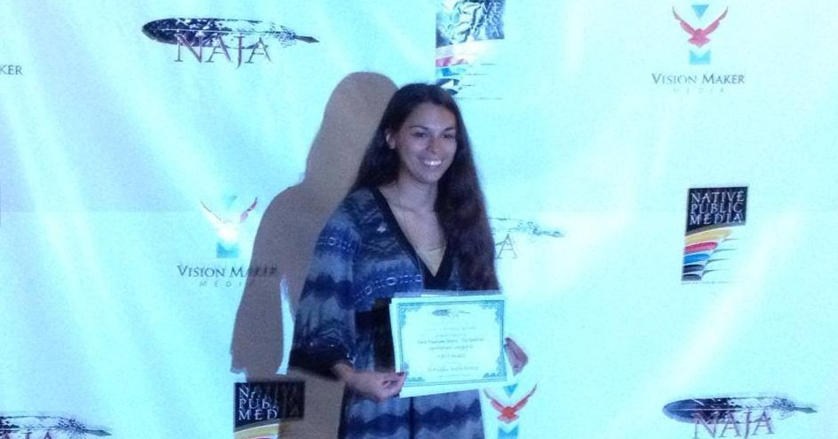 2014 New Media Award Winner Rebekka Schlichting