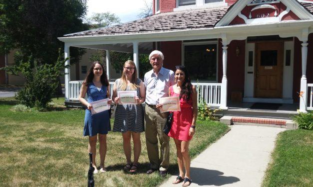 Former NCIA Admin Secretary completes summer fellowship