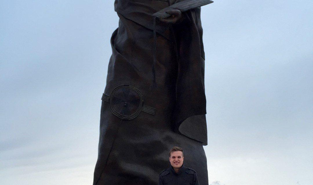 Nebraskan Native Student Receives Leadership Award