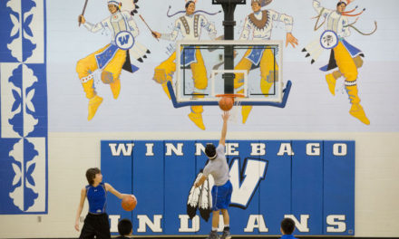 Winnebago Boy's Basketball Team Heads to State Tournament!