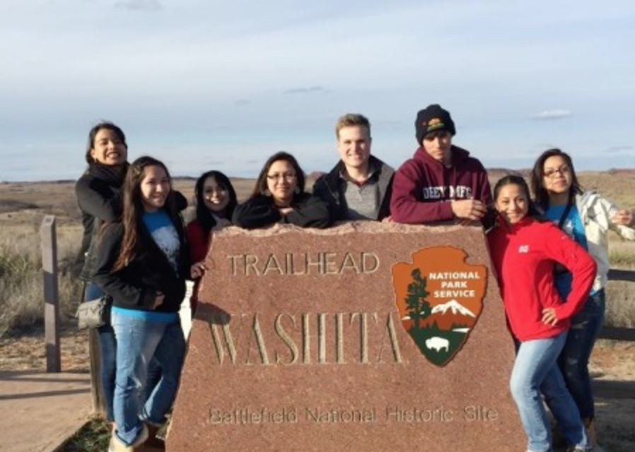University of Nebraska – Lincoln's Native Student Group Attends Conference in Oklahoma