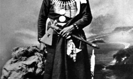 Indian Country Today Highlights Chief Standing Bear