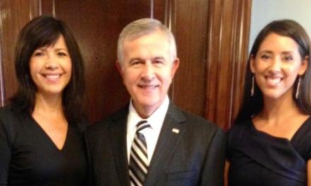 NCIA Executive Director Meets with Senator Mike Johanns