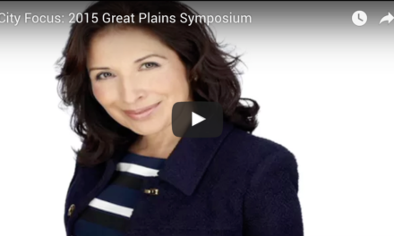 City Focus: 2015 Great Plains Symposium