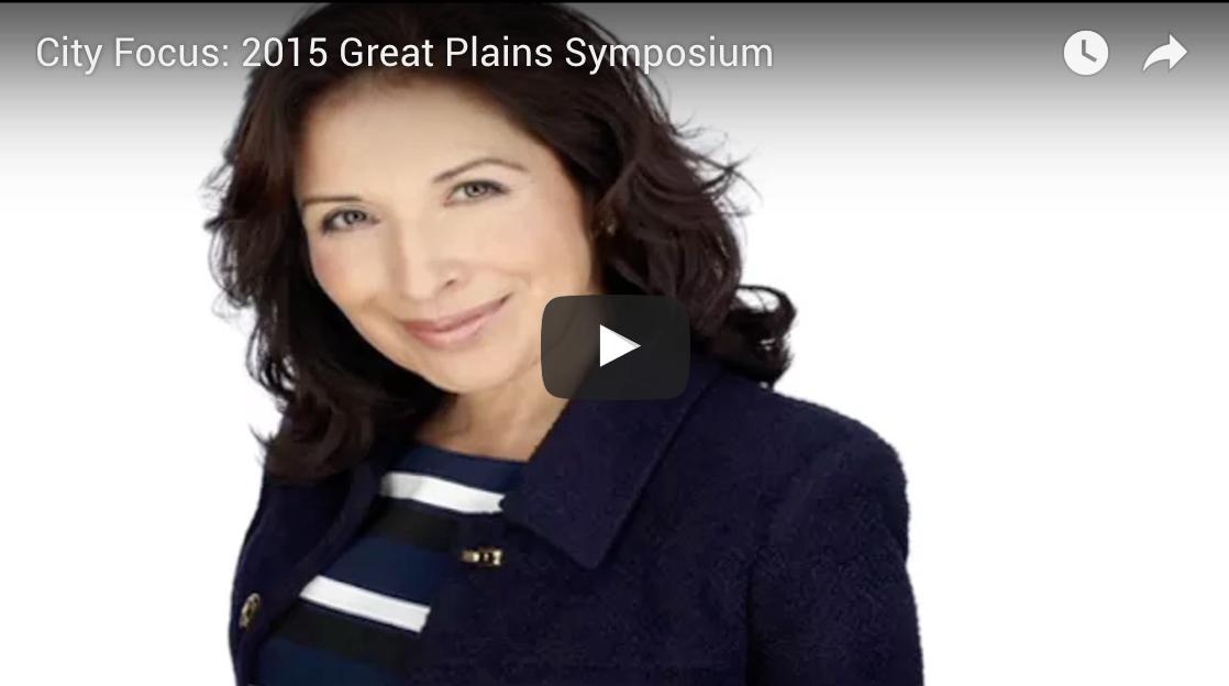 City Focus: 2015 Great Plains Symposium