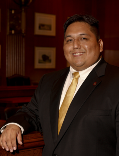 NCIA Commissioner Vernon Miller profiled by the National Museum of the American Indian