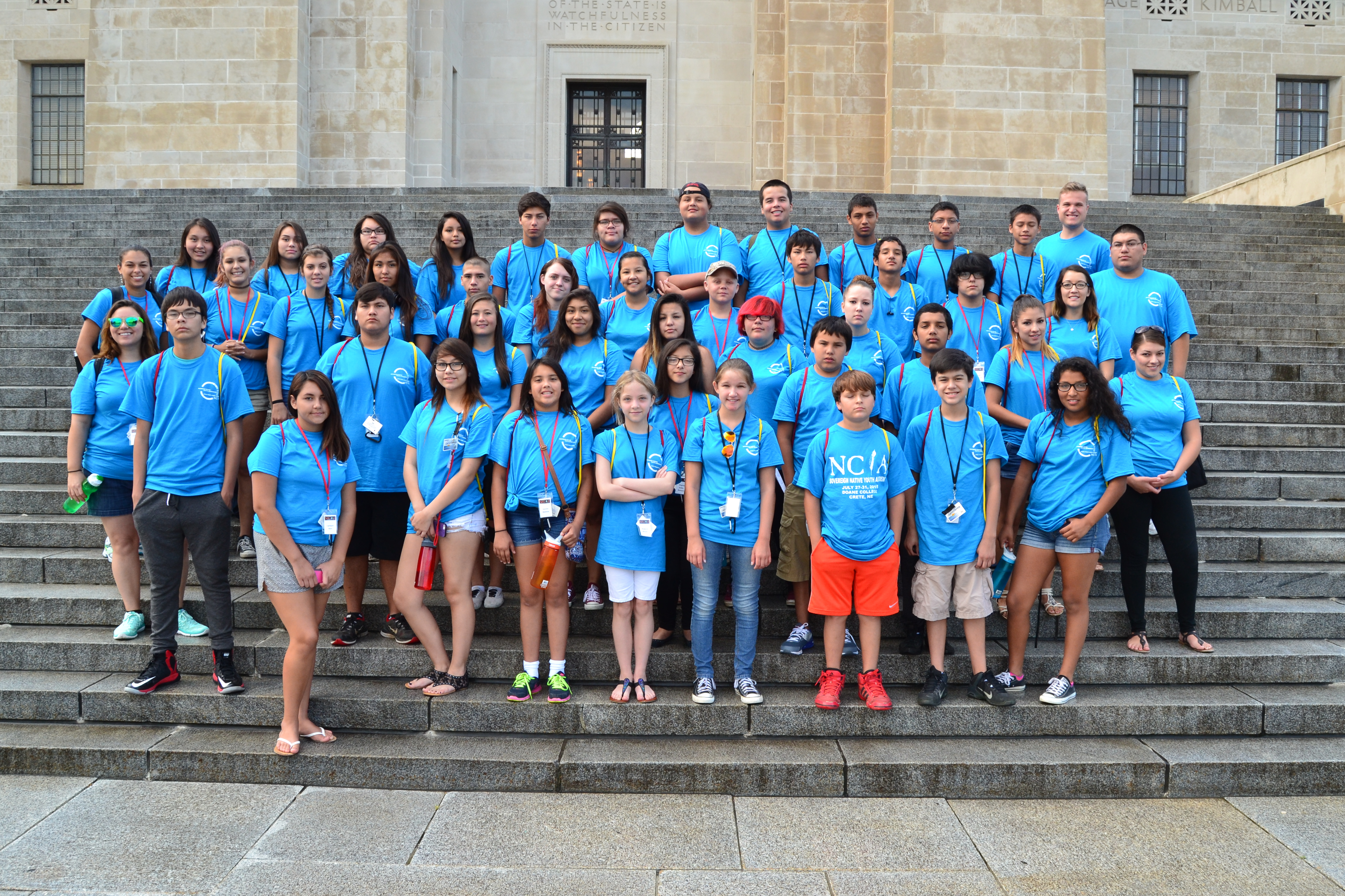 2015 Sovereign Native Youth Leadership Academy