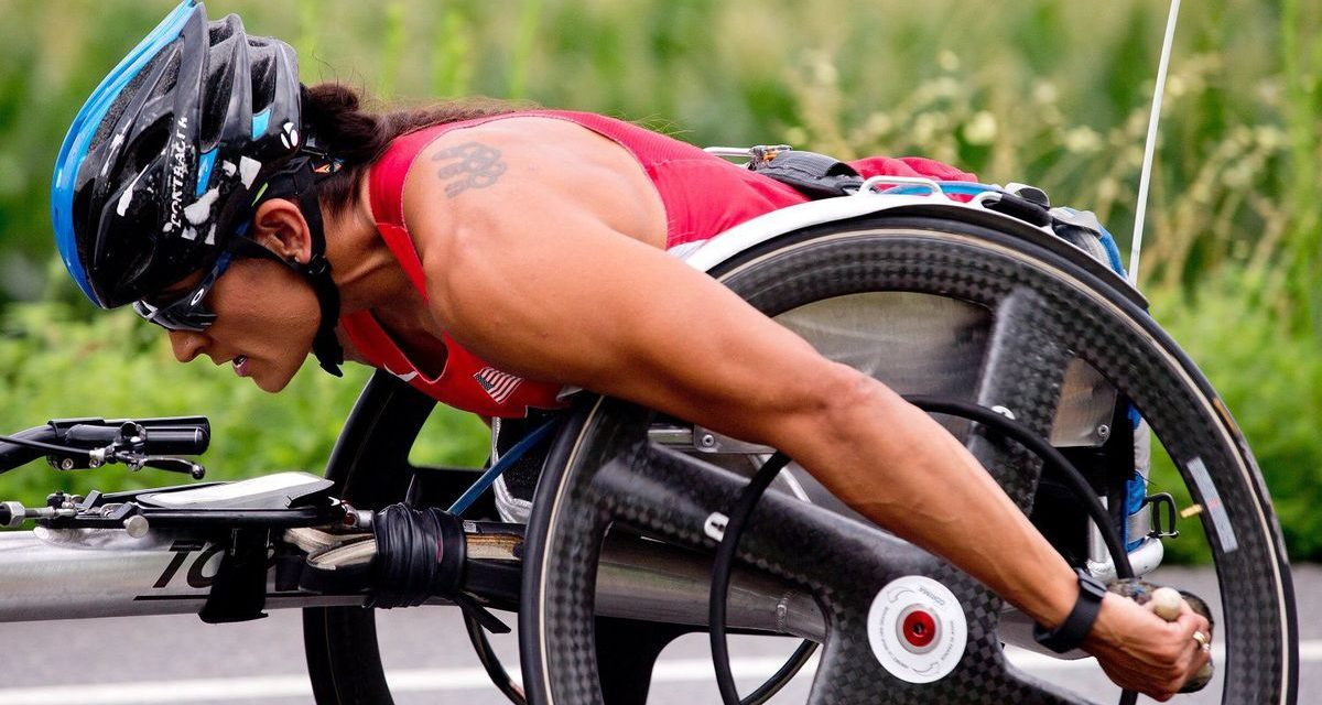 Nebraska woman claims silver medal in 400-meter race at Paralympics