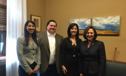 NCIA Executive Director Meets with Senators and Congressmen in Washington D.C.