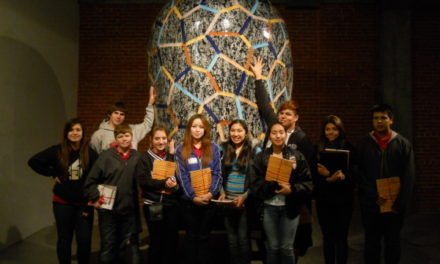 Sovereign Native Youth Leadership Program featured in Say Magazine