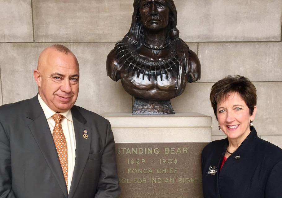 Senators Pansing-Brooks and Brewer lead floor debate on Whitelay Legislation