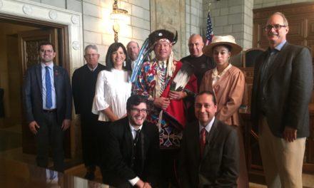 Standing Bear trial re-enactment commemorates Nebraska's Native American past