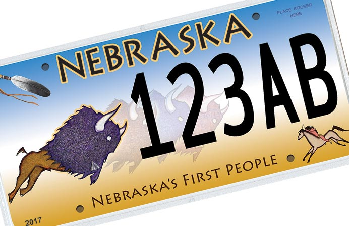 Nebraska drivers will get 2 more license plate choices