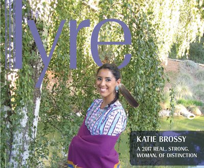 Katie Brossy: A 2017 Real. Strong. Woman. of Distinction
