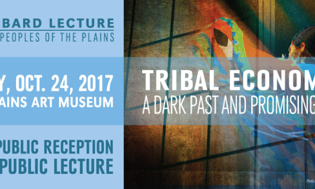 "2017 Hubbard Lecture: Lance Morgan- ""TRIBAL ECONOMICS: A DARK PAST AND PROMISING FUTURE"""