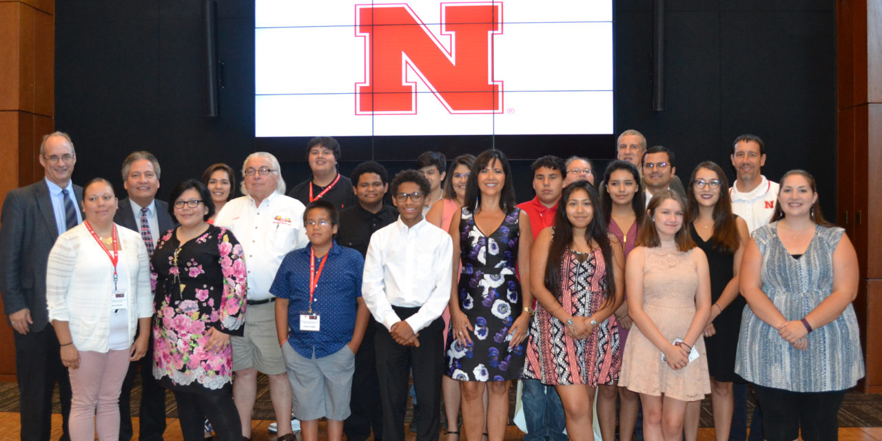 2018 NCIA/MATC Sovereign Native Youth STEM Leadership Academy