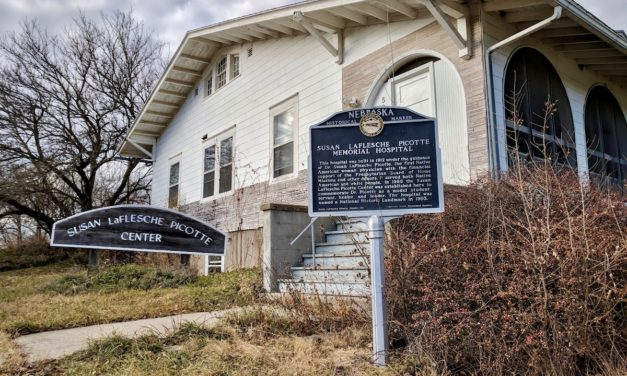 Trailblazing tribal hospital lands on 'Most Endangered Historic Places' list