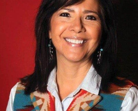 NCIA Director honored at UNL Woman's week Banquet