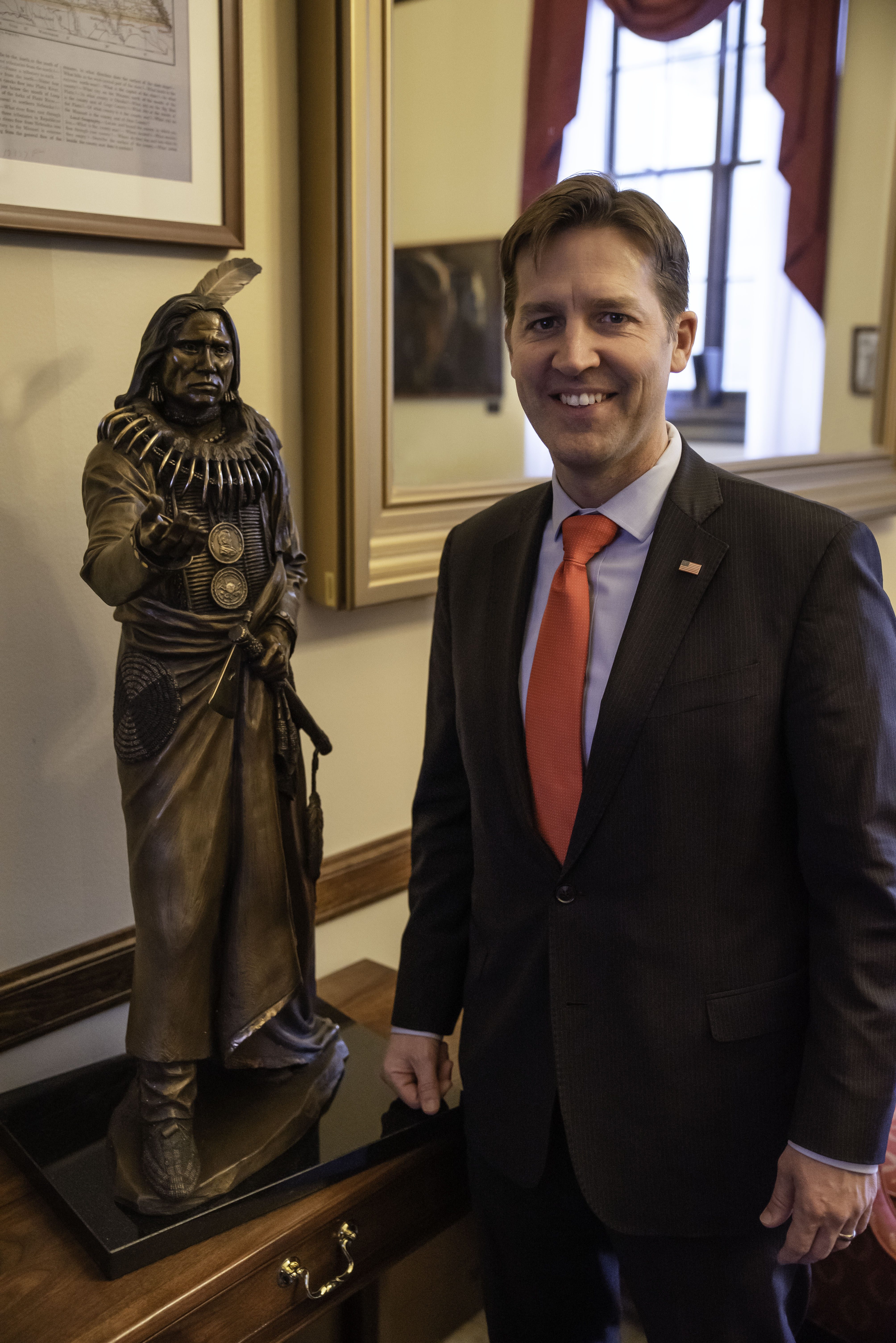 Sasse with Standing Bear Maquette