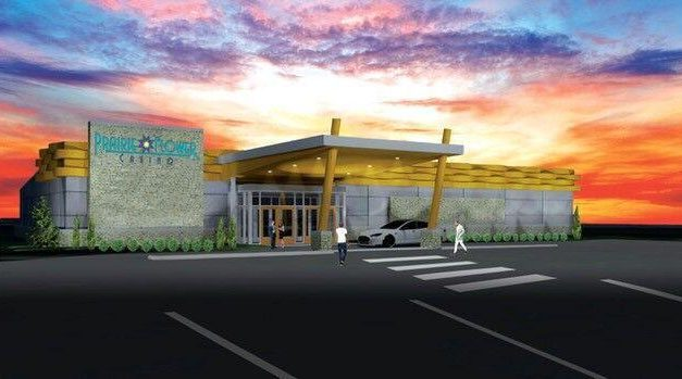 Ponca Tribe officially opens casino in Omaha suburb of Carter Lake