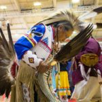 'It's like family': Memorial powwow's colors, voices and drums draw a crowd to UNO