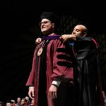 Alexander Mallory receives Juris Doctor