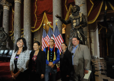 091819 Chief Standing Bear Statuary Hall Dedication-035