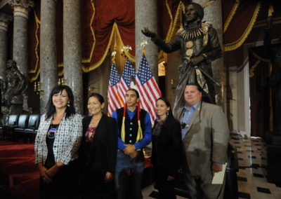 091819 Chief Standing Bear Statuary Hall Dedication-036