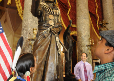 091819 Chief Standing Bear Statuary Hall Dedication-044