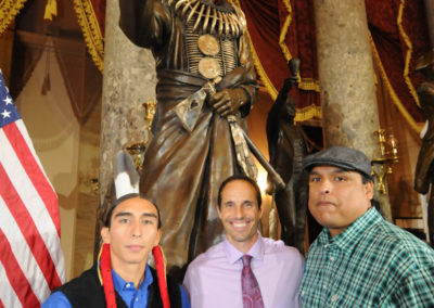 091819 Chief Standing Bear Statuary Hall Dedication-048