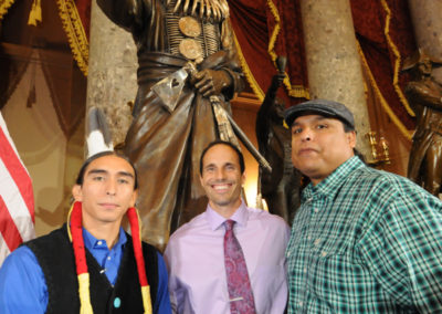 091819 Chief Standing Bear Statuary Hall Dedication-049