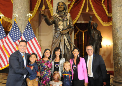091819 Chief Standing Bear Statuary Hall Dedication-063