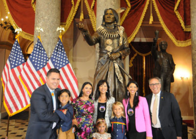 091819 Chief Standing Bear Statuary Hall Dedication-064