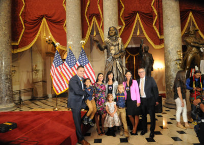 091819 Chief Standing Bear Statuary Hall Dedication-066