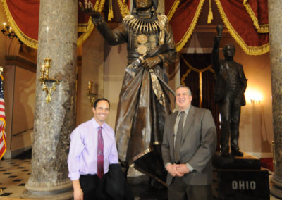 091819 Chief Standing Bear Statuary Hall Dedication-075