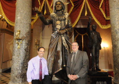 091819 Chief Standing Bear Statuary Hall Dedication-076