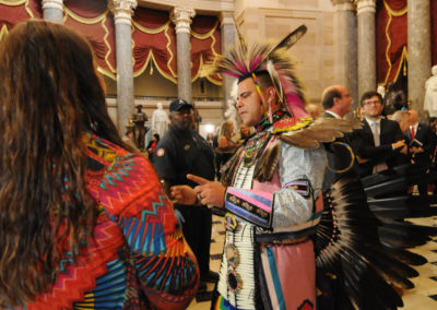 091819 Chief Standing Bear Statuary Hall Dedication-077