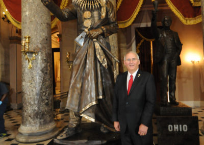 091819 Chief Standing Bear Statuary Hall Dedication-084