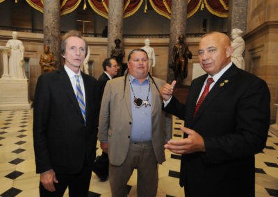091819 Chief Standing Bear Statuary Hall Dedication-089