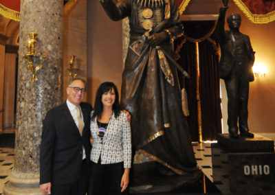 091819 Chief Standing Bear Statuary Hall Dedication-093