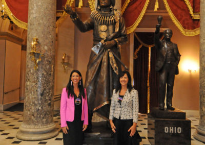 091819 Chief Standing Bear Statuary Hall Dedication-094