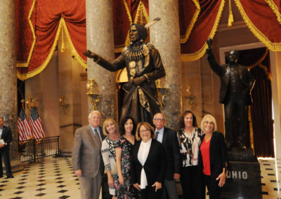 091819 Chief Standing Bear Statuary Hall Dedication-096