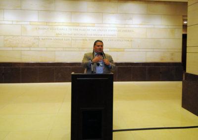 091819 Chief Standing Bear Statuary Hall Dedication-123