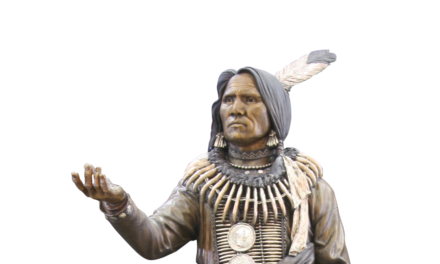 Chief Standing Bear Sculpture to Be Unveiled at U. S. Capitol