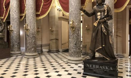Chief Standing Bear, who 'changed the course of history,' is honored with statue in U.S. Capitol