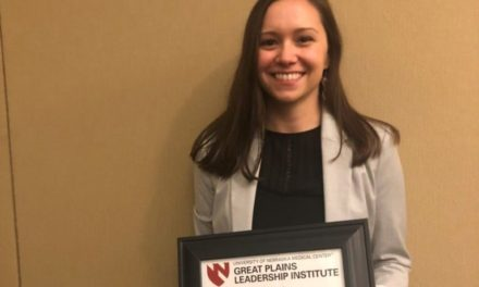 Leah Belgarde graduated from the Great Plains Leadership Institute on October 9th, 2019