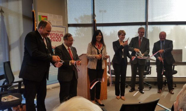 Executive Director Speaks at Area Census Office Opening